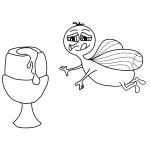 FLY - Flug zum Ei