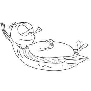 FLY schläft